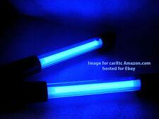 2 12 Inch Blue Neons - Glow N Street Neon Car Lighting