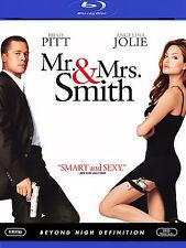 Mr & Mrs Smith (2005) BLU-RAY Doug Liman(DIR) 2005