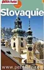 Carte touristique Guide voyage Petit Futé SLOVAQUIE 2012 2013 NEUF