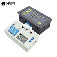 12V LED Automation Cycle Timer Delay Control Switch Dual Display Relay +Case