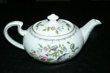 John Aynsley Bone China Teapot Tea Pot with Lid Pembroke Pattern EUC