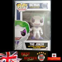 Funko Pop! The Joker 116 Vinyl Figure NEW POP PROTECTED