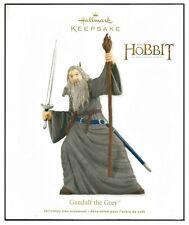 2012 Hallmark The Hobbit An Unexpected Journey Gandalf the Grey Ornament!