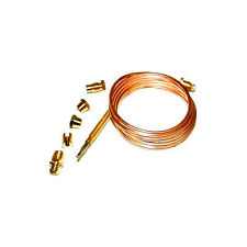 HIGH QUALITY GAS COOKTOP THERMOCOUPLE KIT + ADAPTERS 600MM 30mV 30SEC SE230A