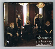 58 SHOTS - YOU DON'T MESS WITH THE LION - 12 TITRES - 2015 - NEUF NEW NEU