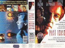 PAST TENSE - Scott Glenn & Lara Flynn Boyle - VHS - PAL - NEW - Never played!!