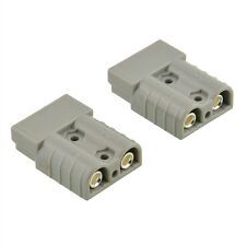 Hot Universal Battery Quick Connector Kit Wire Plug Adaptor Winch PC Case Grey