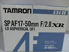 NEW TAMRON SP AF 17-50mm F/2.8 XR Di II LD Aspherical [IF]  A16NⅡ Lens for Nikon