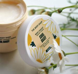 🤍 The Body Shop 🤍 Cool Daisy 🌼 Body Yoghurt 🤍 200ml 🤍 Vegan 🤍