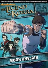 Avatar The Legend of Korra Complete Series Book All 1-4 DVD Season Collection Lo