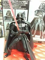 "New Yamaguchi Revoltech No.001 Star Wars Darth Vader 6"" Action Figure With Box"
