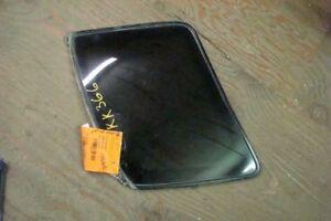 Driver Left Quarter Glass Grand Fits 99-05 VITARA 91755