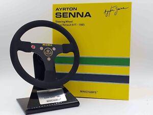 MINICHAMPS 254850012 1/2 Scale 1985 Lotus Renault 97T Steering Wheel Model