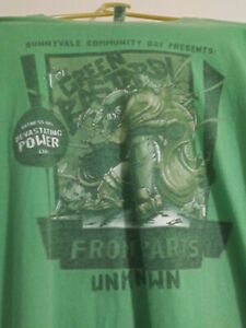 Trailer Park Boys - The Green Bastard From Parts Unknown T-shirt 3xl