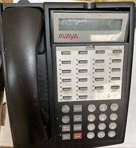 2 Avaya Phones. No Wires Included. 1 Handset