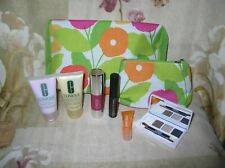 $95 CLINIQUE 8-pc GWP GIFT SET DRAMATICALLY DIFFERENT, ROLY POLY ROSY, PEP-START