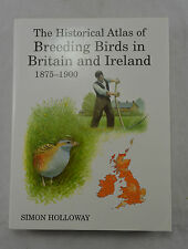 The Historical Atlas of Breeding Birds in Britain and Ireland