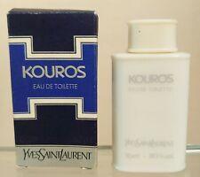 KOUROS - EDT 10 ML Boite Bleue de YSL