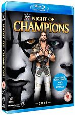 Official WWE - Night Of Champions 2015 Blu-Ray