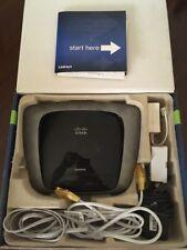 Modem Router Wireless Linksys X2000