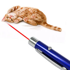 Red 5mW Laser Pointer Pen Beam Light For Presentations Cat Toy Lazer Portable
