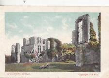D27.Vintage Postcard. Kenilworth Castle, Warwickshire