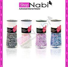 4pcs Nabi Nail Polish Flake Glitter Nail Polish