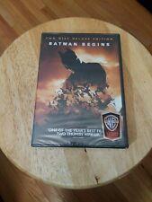 New Dvd Movie - Batman Begins - 2-disc deluxe edition