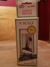 Model Power N Scale 8568 Railroad Signal NEW IN BOX