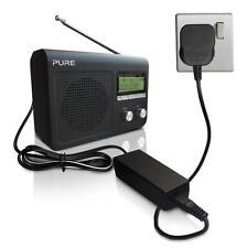 5 V Rete Alimentatore Adattatore Adattatore Caricabatterie per Pure PocketDAB 1500 DAB Radio