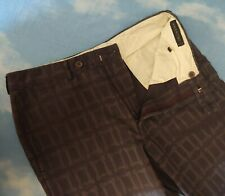 TROUSERS vintage  man VALENTINO made Italy TG.48 circa M RARE