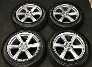 "2020 Factory Volvo XC90 T5 T6 19"" OEM Wheels & Tires Rims"