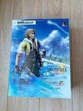Figurine Final Fantasy X 10 Tidus Play Arts art Kai HD Remaster FFX NEUF