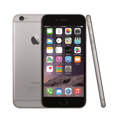 Apple IPHONE 6 64GB-NO Fingersensor Móvil Libre Teléfono 4G lTE SmartPhone Gris