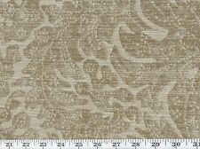 Tan Drapery Upholstery Fabric Ralph Lauren Home R$184y Castine Damask CL Amber