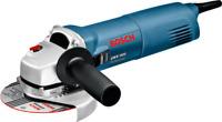 Meuleuse D'Angle Bosch Gws 1400+10 Disques Cadeau Râpe Molaire