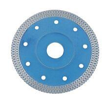 Disco diamantato diam.115 spessore mm 1 per il taglio del gres porcellanato