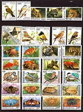 TOGO 31 T: Animaux,papillons,oiseaux,tortues G230