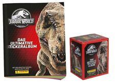 Panini Jurassic World Stickerserie (2020) - 1x Stickeralbum + 1 Display 36 Tüten