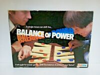Vintage & Rare Palitoy Balance Of Power Retro Game 100% Complete Strategy Game