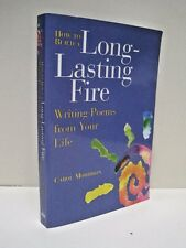 How to Build a Long Lasting Fire by Carol Morrison