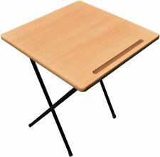 Exam Desk Study Folding Table Exam Table Class Room School Computer laptop Table