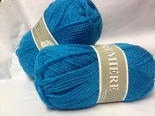 1  pelote laine layette /bleu/  produit FRANCAIS/