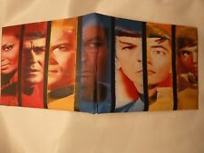Duct Tape Wallet with Star Trek on the Front Handmade