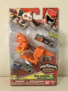 Power Rangers Dino Chargers Power Pack Oviraptor Orange