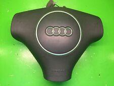 AUDI A6 ALLROAD A4 B6 01-05 BLACK 3 SPOKE steering wheel 8E0880201S