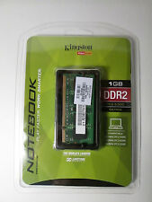 1 GB Kingston DDR2 / PC2-5300 / 667MHz notebook memory Computer PC Laptop