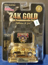 Racing Champions 24K Gold Reflections M & Ms  #36