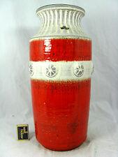 Cool 70´s design BAY Keramik pottery  Vase 88 - 40 with original label