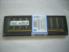 Memoria RAM Kingston DDR DIMM (400mhz) Pc-3200 1gb Kvr400x64c3a/1gb 184 Spina